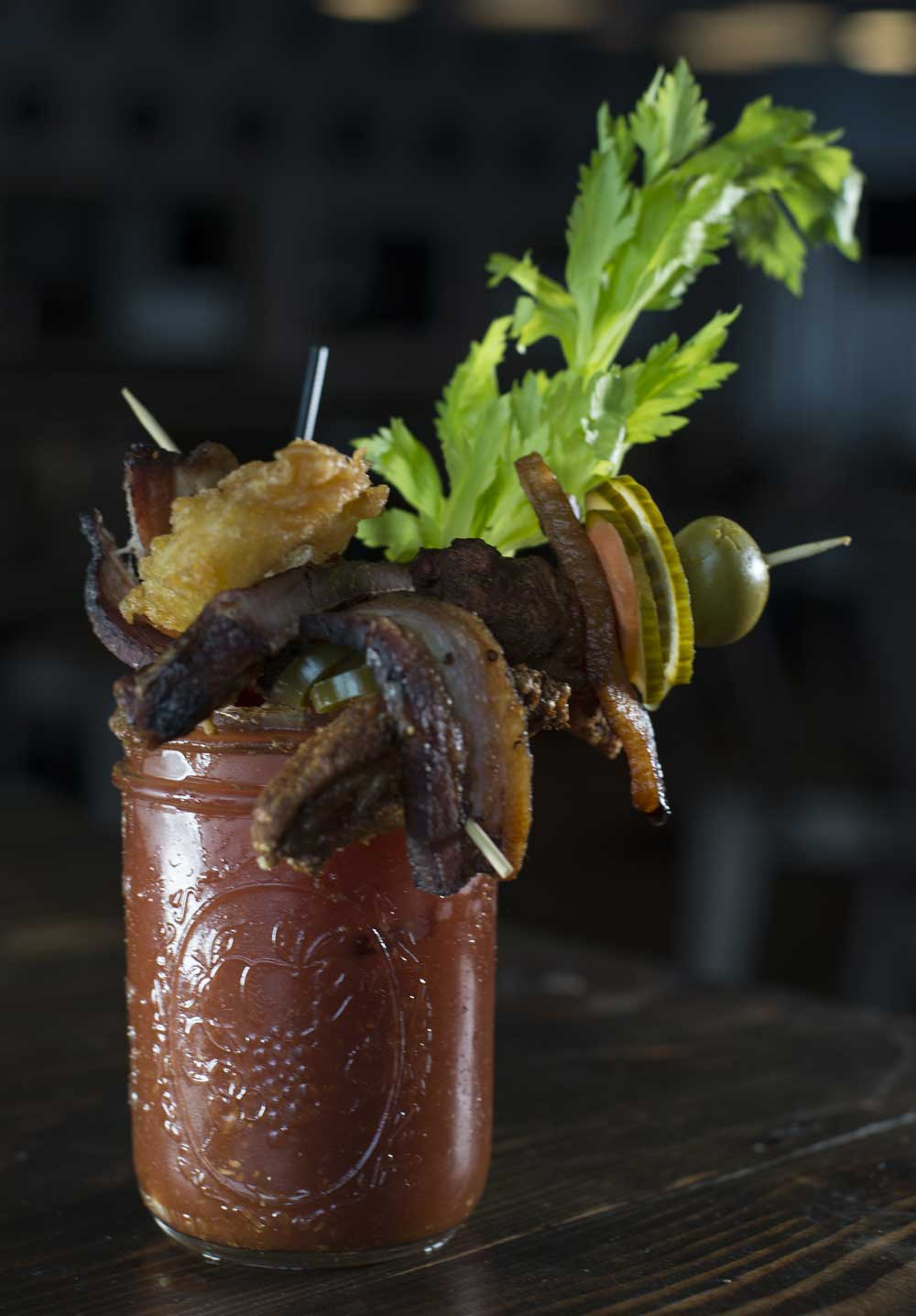 J-Bird Bloody Mary