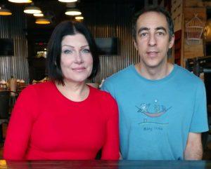 Jeremy and Paula Grandon J-Bird Smoked Meats